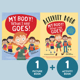 My Body! What I Say Goes! Activity Book BUNDLE