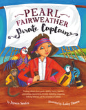 Pearl Fairweather,  Pirate Captain
