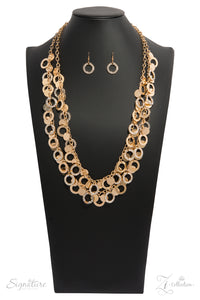 The Carolyn Necklace - Zi Collection