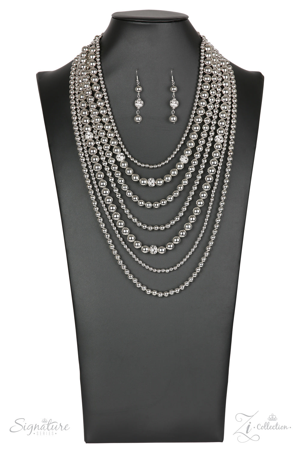 The Tina Necklace - Zi Collection