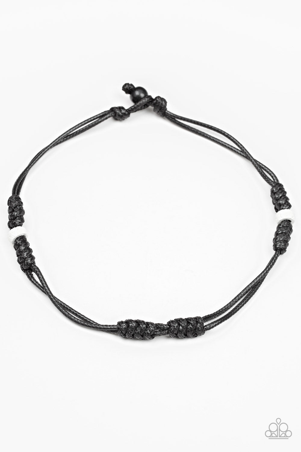 River Rover Necklace - Black Cord