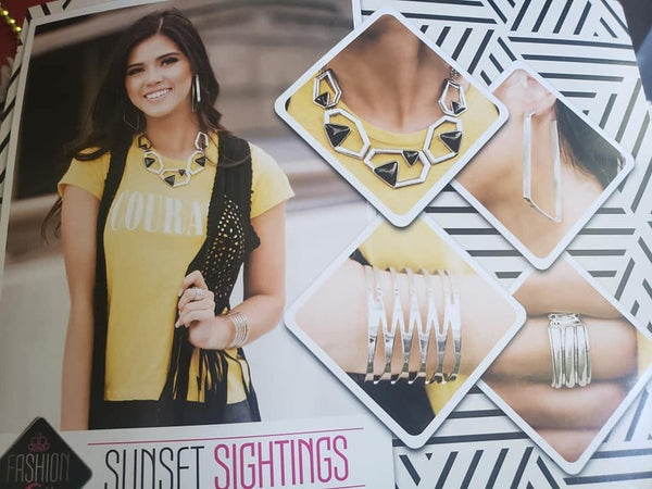 Sunset Sightings July 2019 Fashion Fix