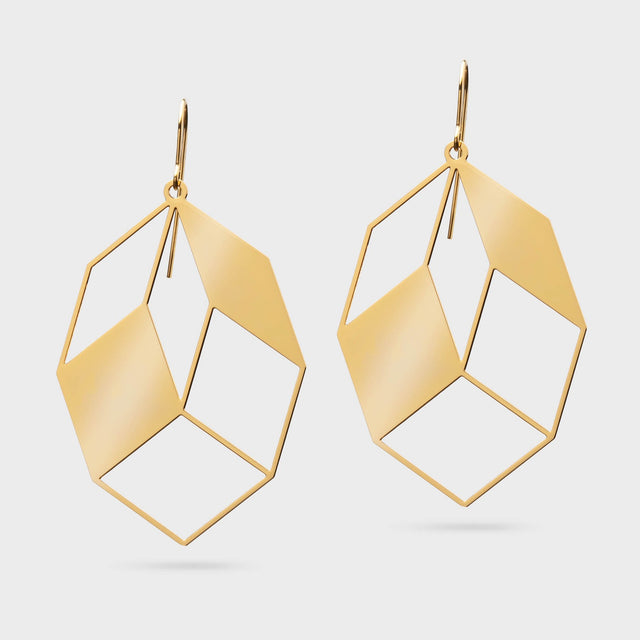 RAUTAS | brass gold plated