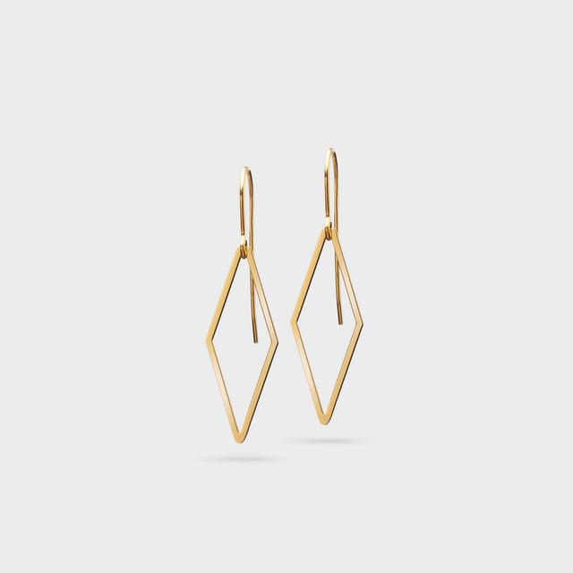 Chiara | brass gold plated