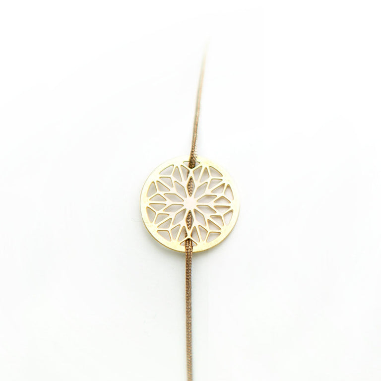 MANDALA little | gold-bronze