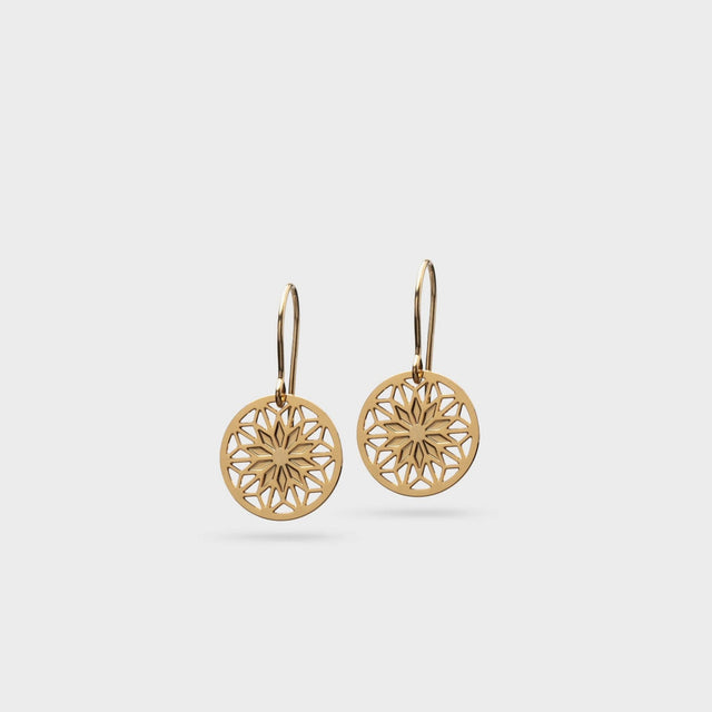 "MANDALA little ""filled"" 