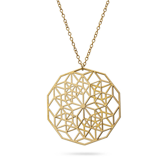 Hidden Signet | gold-bronze
