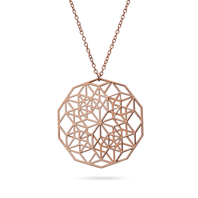 Hidden Signet | rose-bronze