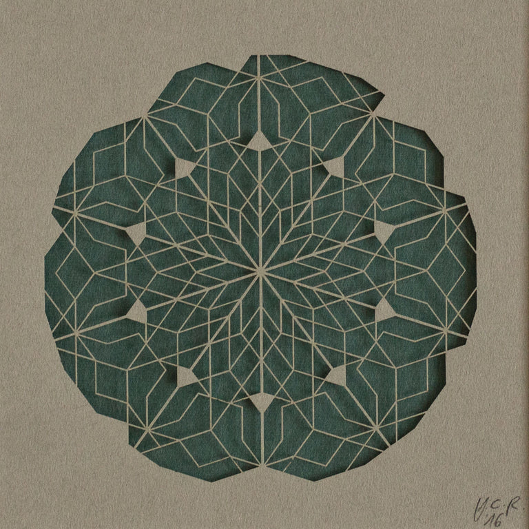Filigran little mandala V3