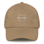 Load image into Gallery viewer, Think Outside The Box Dad Hat