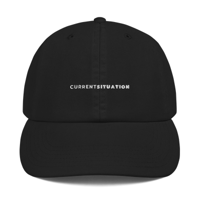 Current Situation X Champion Dad Cap