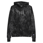 Load image into Gallery viewer, Current Situation On Repeat x Champion Tie-Dye Hoodie
