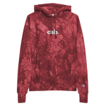 Load image into Gallery viewer, csb. x Champion Tie-Dye Hoodie