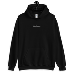 Load image into Gallery viewer, No Mediocre Stitched Hoodie