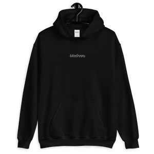 No Mediocre Stitched Hoodie