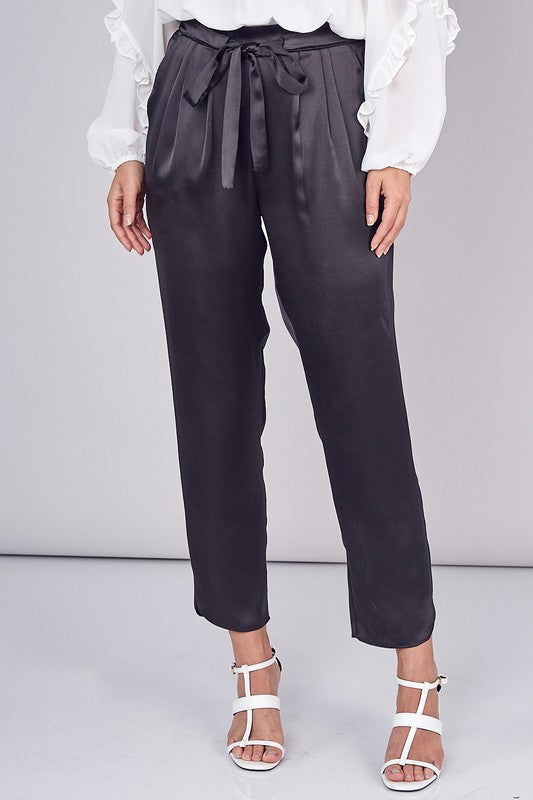 Shine On Pleated Pant