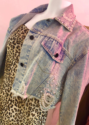 Dripping in Pearls Jacket