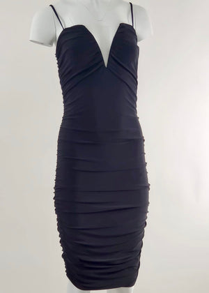 Z Ruched to Perfection Midi Dress