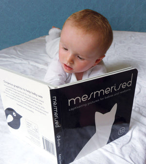 Mesmerised Baby Board Book