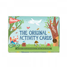 The Original Activity Cards by Milestone World