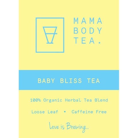 Baby Bliss Tea by Mama Body Tea