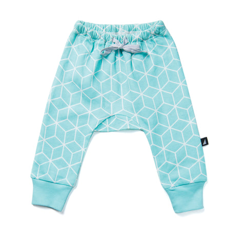 Box Leggings Mint by Anarkid