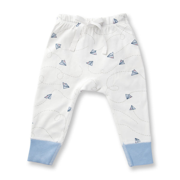 PAPER PLANES PANT BY SAPLING CHILD