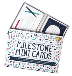 The Original Mini Cards by Milestone World