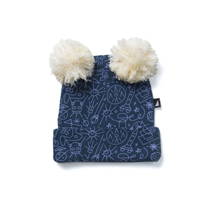 Elements Pom Pom Beanie by Anarkid