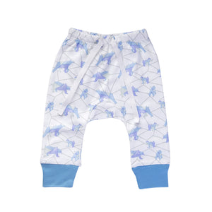 Galaxy Bear Blue Pants by Jaime King for Sapling - LAST PAIR