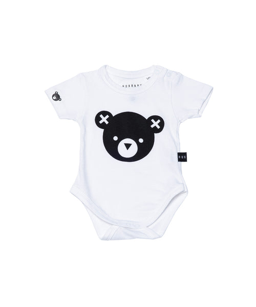 Bear Essentials Onesie by Huxbaby
