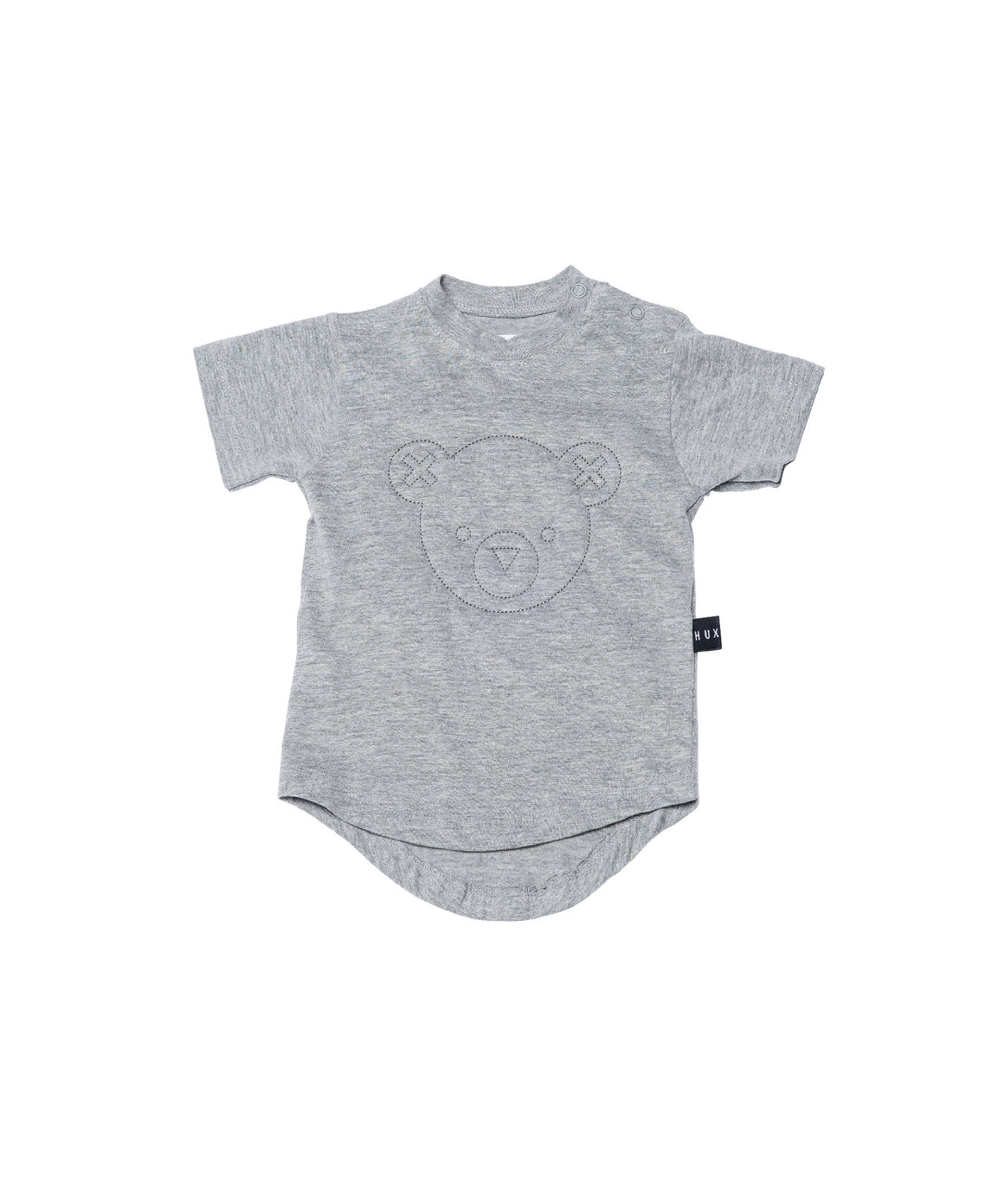 Hux Bear Drop Back Tee by HuxBaby