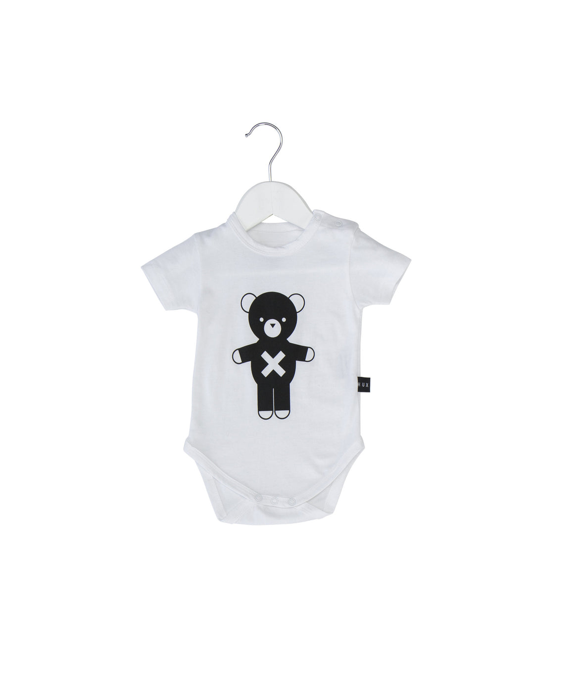 Soldier Bears onesie by Huxbaby