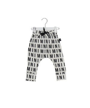 Mini Drop Crotch Pants by Huxbaby