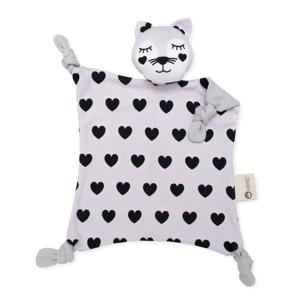 KITTY KIPPIN CUDDLE BLANKIE - UNDER THE KIPPI MOON