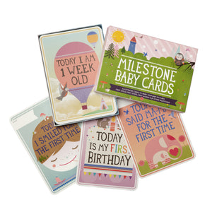 The Original Milestone Baby Cards by Milestone World