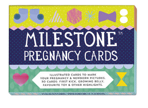 Pregnancy & Newborn Cards by Milestone World