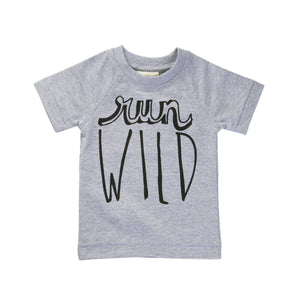Jaime King for Sapling Run Wild Tee