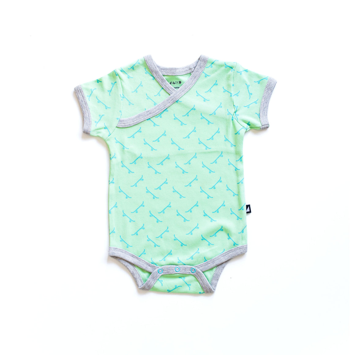 Skate Crossover Bodysuit Spearmint by Anarkid
