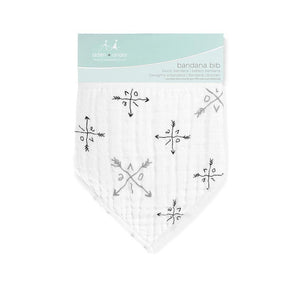 Bandana Bib by Aden + Anais - Love Struck