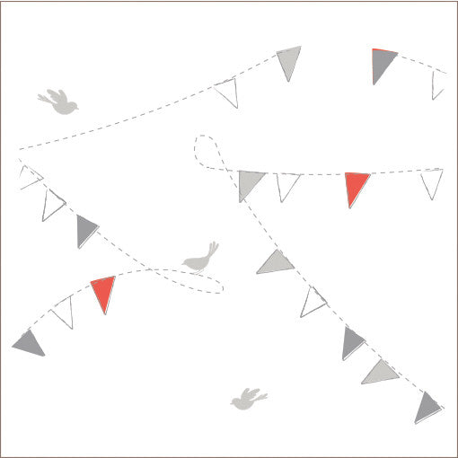 Swaddle by Aden + Anais - Make Believe Bunting
