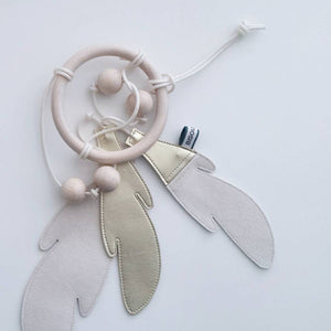 Dream Catcher - Gold & White by Bisou de Lou (Special Edition)