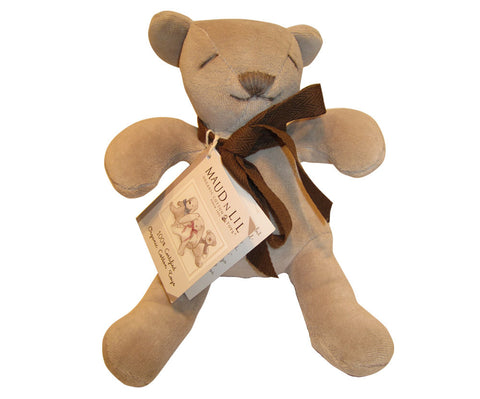 Unboxed Cubby the Bear by Maud n Lil