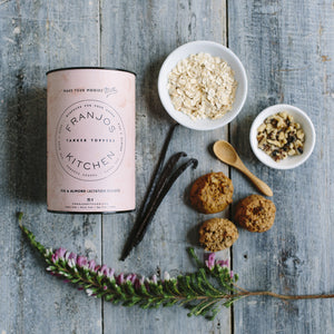 Tanker Toppers Fig & Almond Lactation Cookie by Franjo's Kitchen
