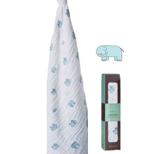 Swaddle by Aden + Anais - Jungle Jam Elephant