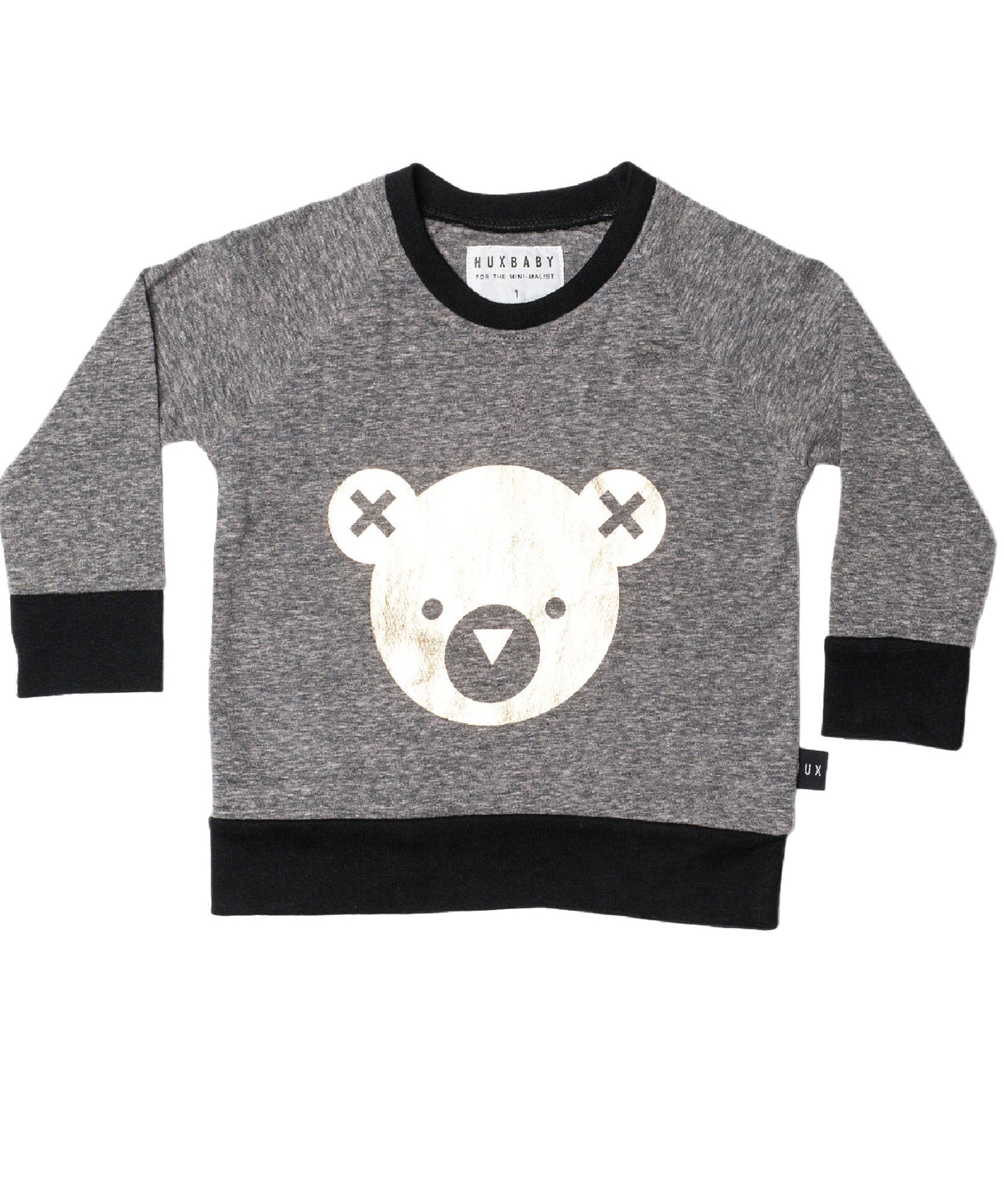 Hux Bear Sweater by HuxBaby