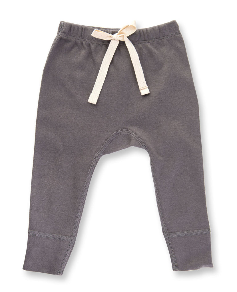 Heart Pants by Sapling Child - Charcoal