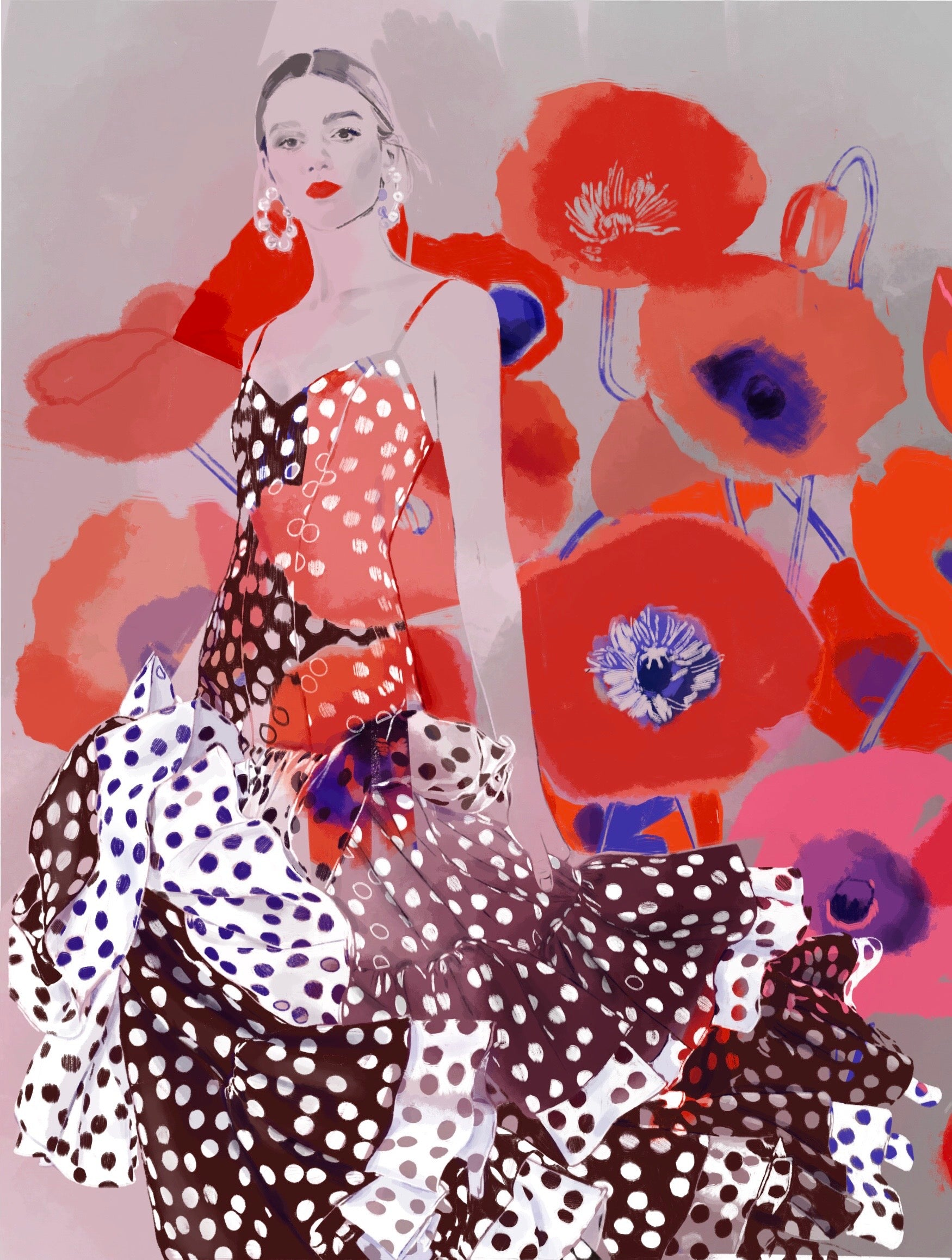 Luxury Fashion design & Drawing online Course