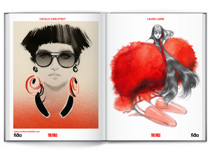 'The FIBLE' The Fashion Illustration Bible