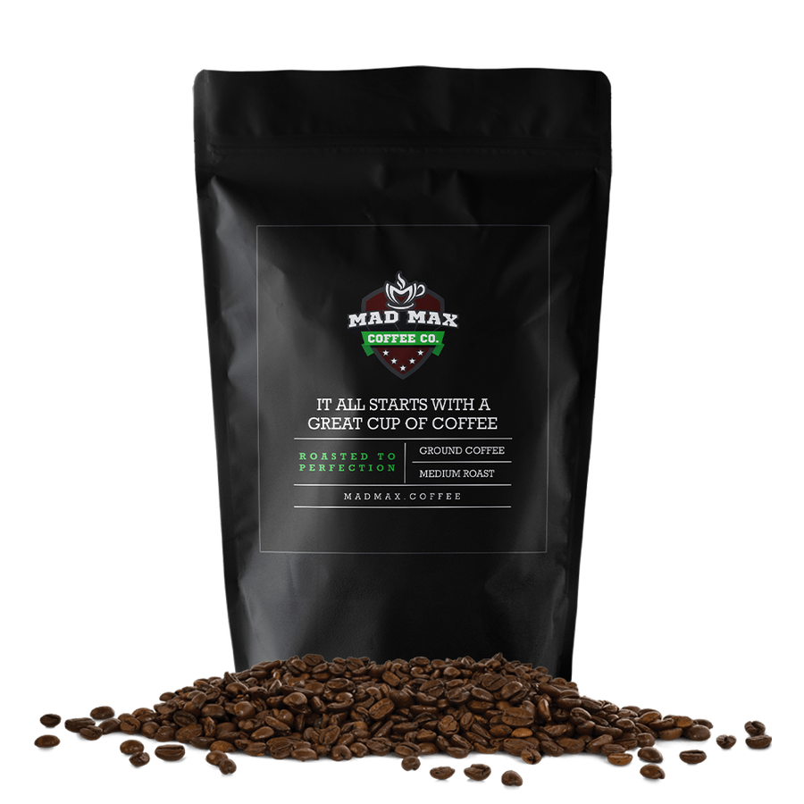 MadMax Coffee Co™ - House Blend